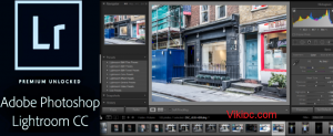 Adobe Photoshop Lightroom CC Keygen
