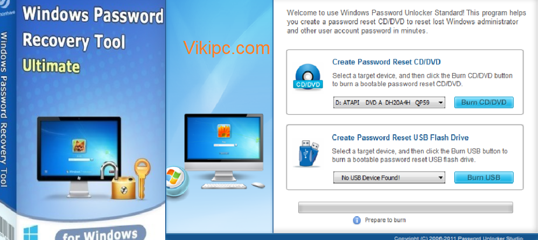 Windows Password Recovery Tool Key Download